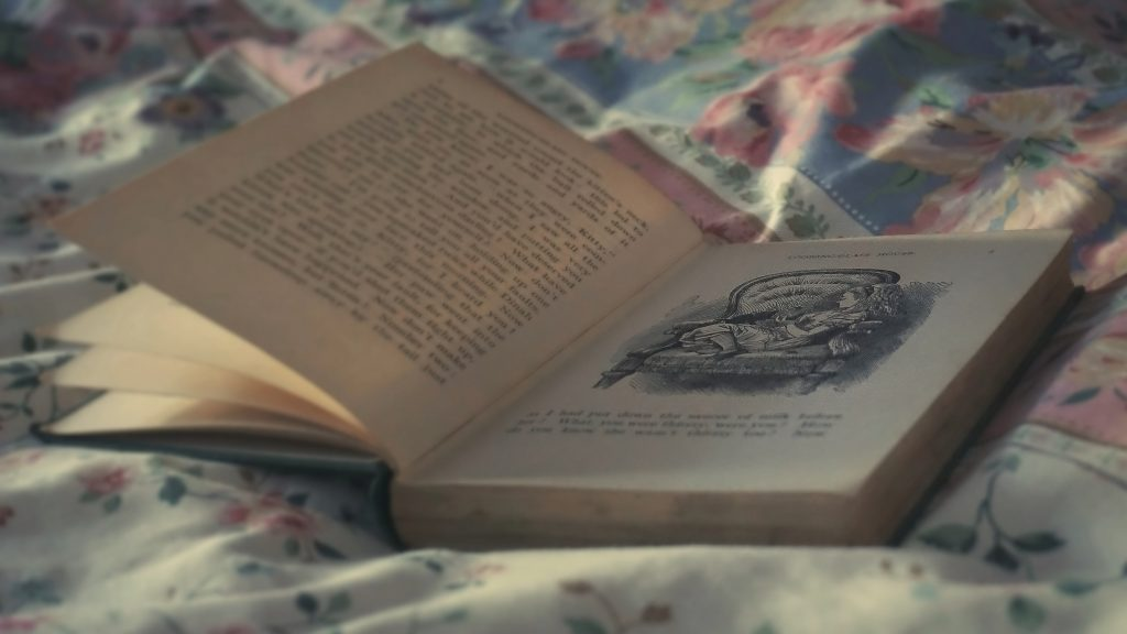 image of story book